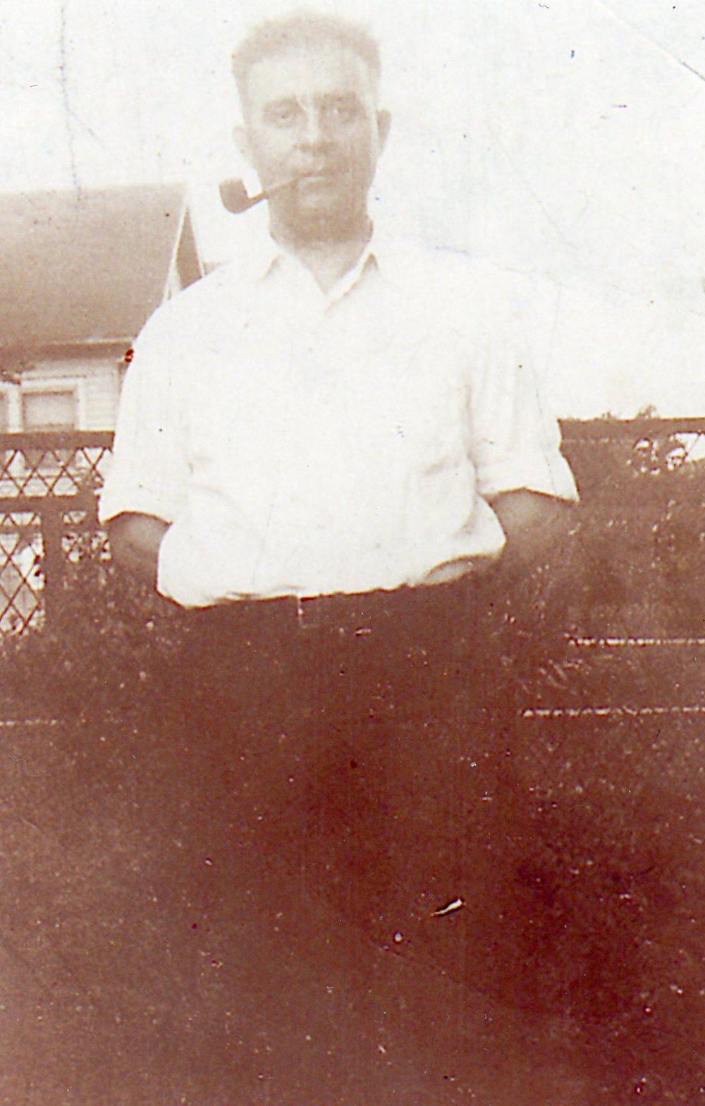 Vasilios Demetrio Halvangis (1891-1937)