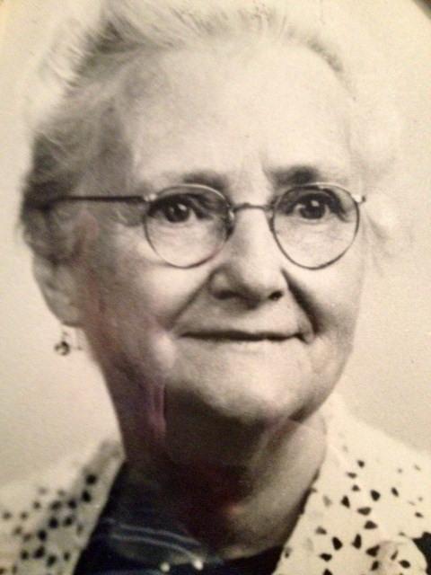 Ellen Amelia (George) Malzi (1866-1961)