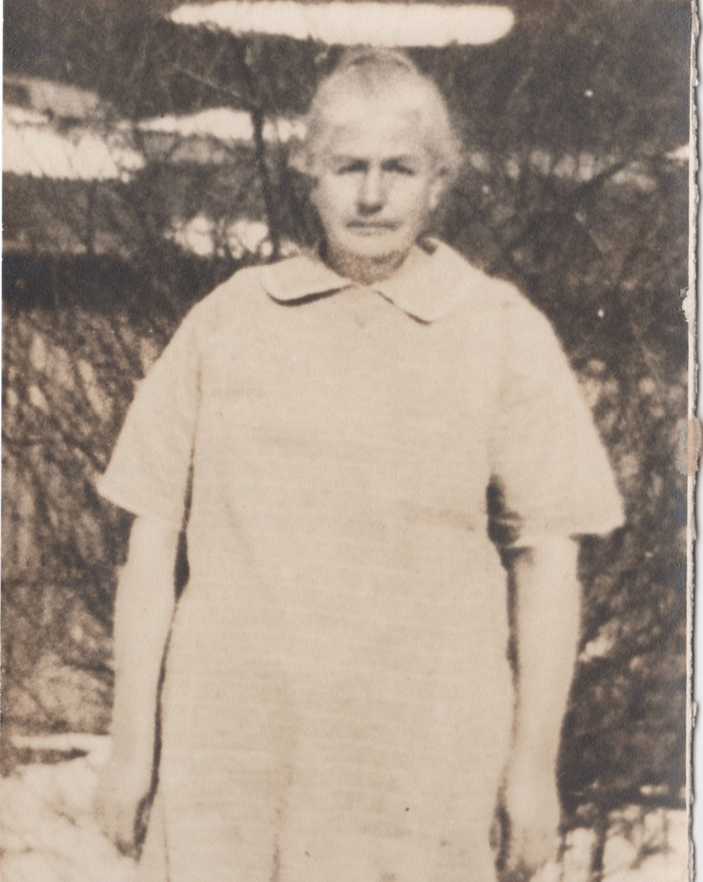 Clara Rachel Miles/Myers Sears as an older woman