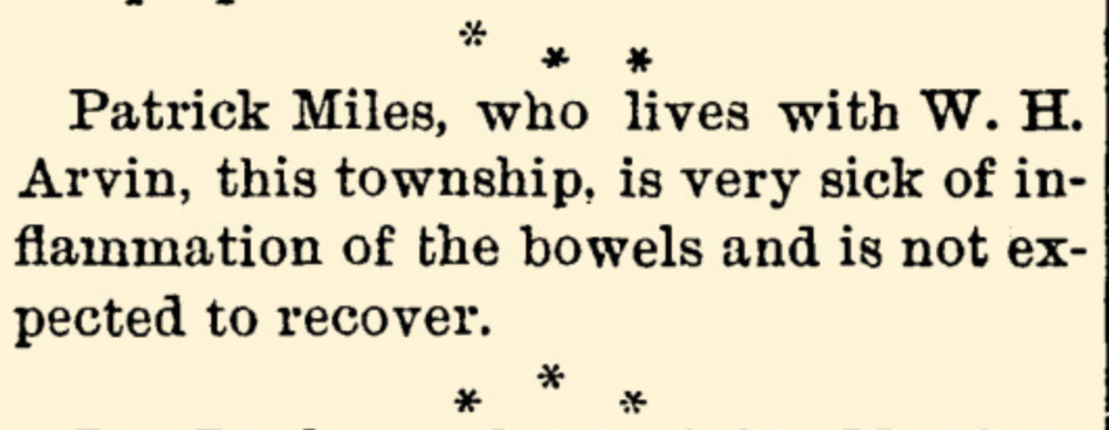 From the   Washington Daviess County Democrat 12/13/1902