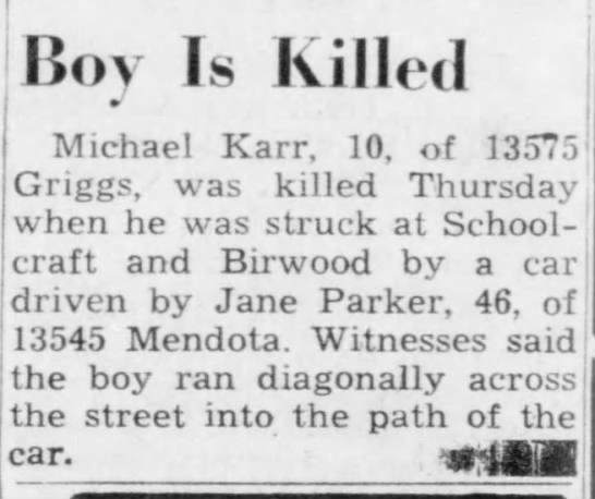 Detroit Free Press 9/25/1964