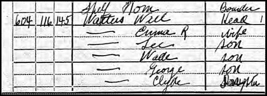 1920 Census - 604 Commerce St. (1)