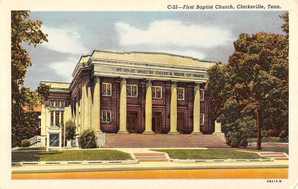 First Baptist Church of Clarksville, TN