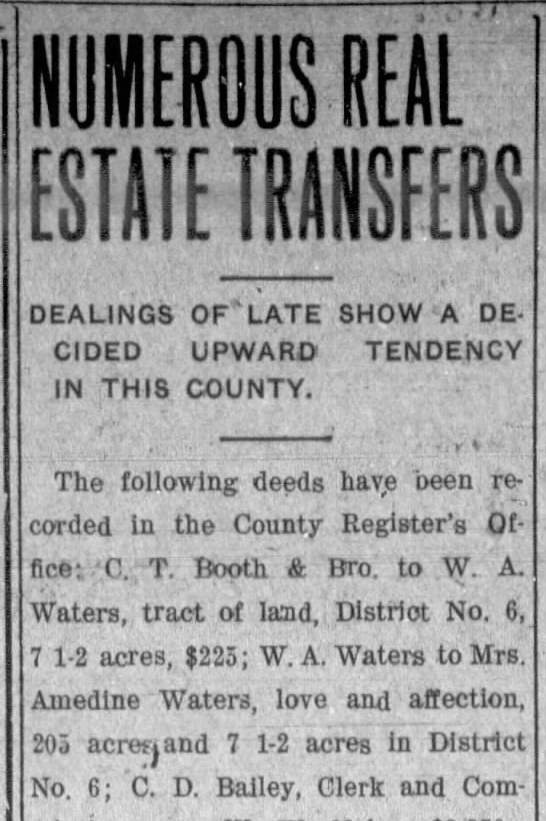 The Leaf-Chronicle (Clarksville, TN) 11/1/1909