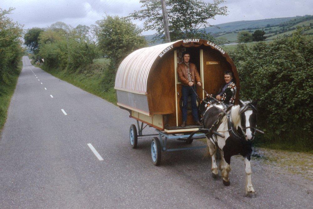 Blarney Romany Caravans - 1971