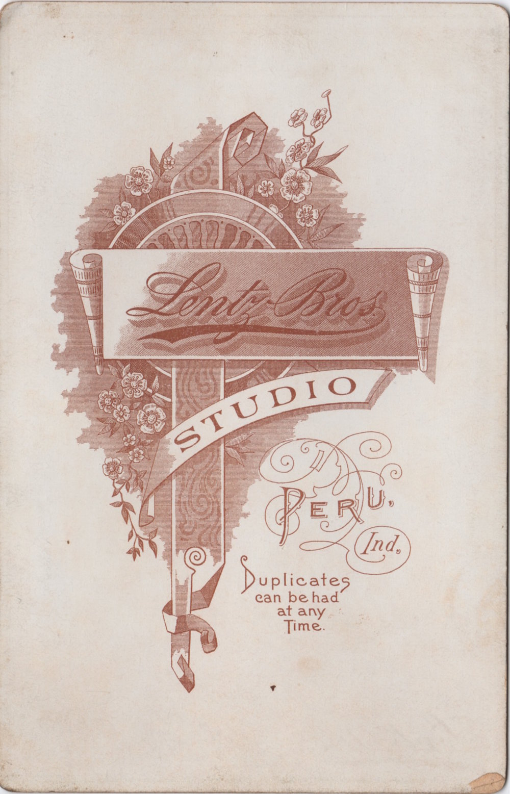 Lentz Bros. Studio - Peru, Indiana