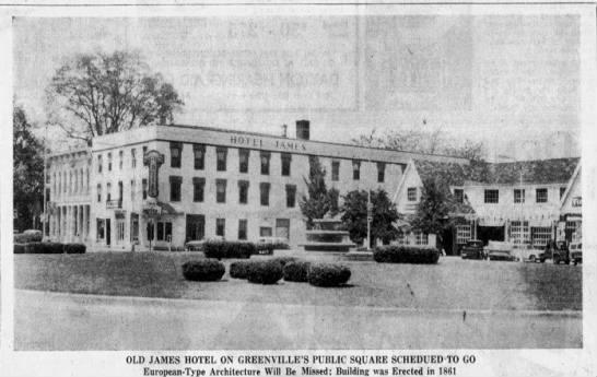 Hotel James 1961