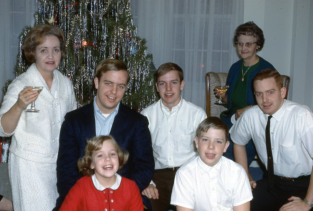 Hanley Family - 1960s