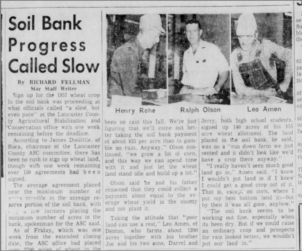 The Lincoln Star (Lincoln, Nebraska) - October 1, 1956