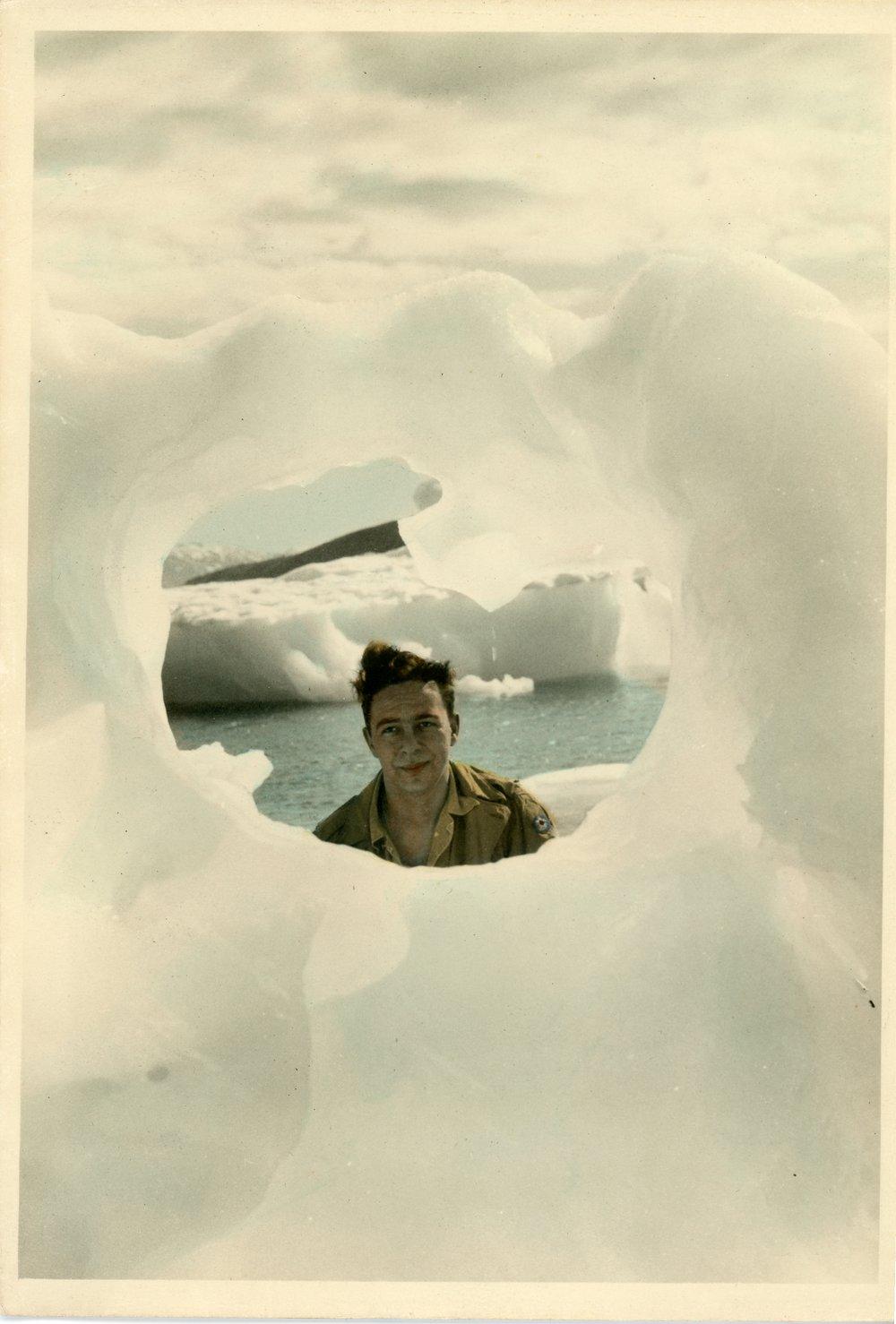 James William Halvangis (1920-1973)