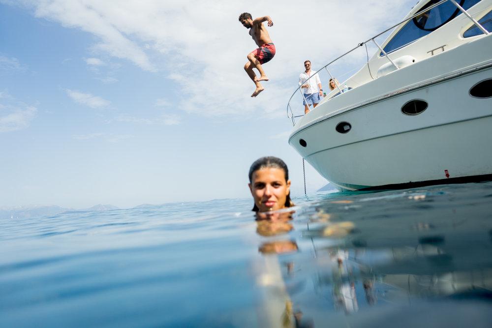 Rio frio Yacht cruise...