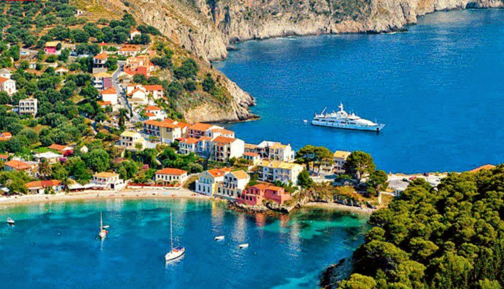 Lefkada-Kefalonia - Myrtos-Assos-Simi