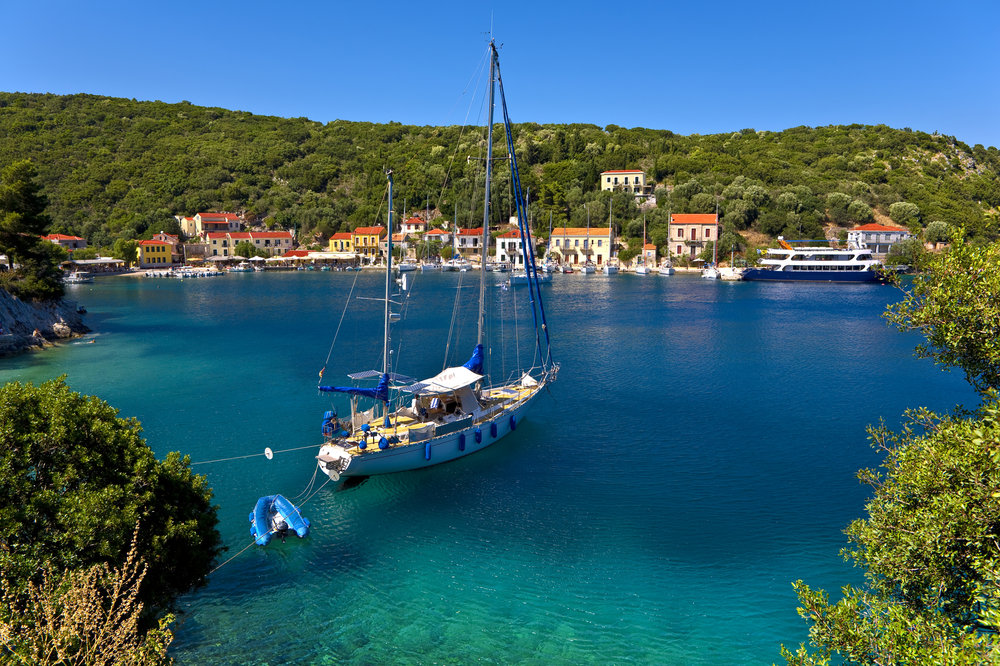 Ithaca Cruise -