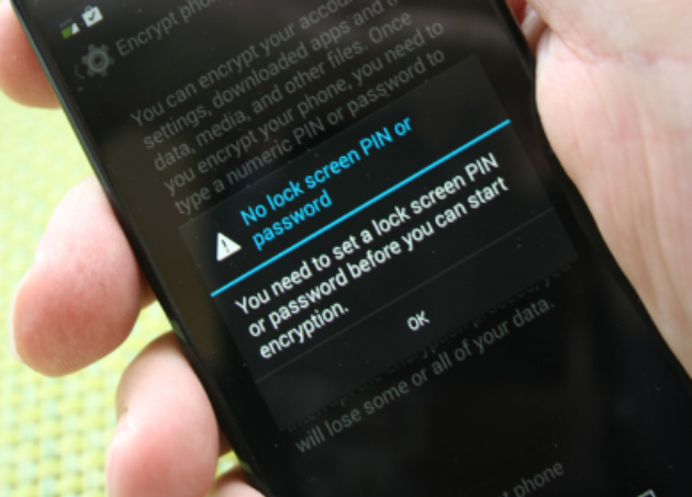 How to Encrypt the Data on Your iPhone or Android — McClain
