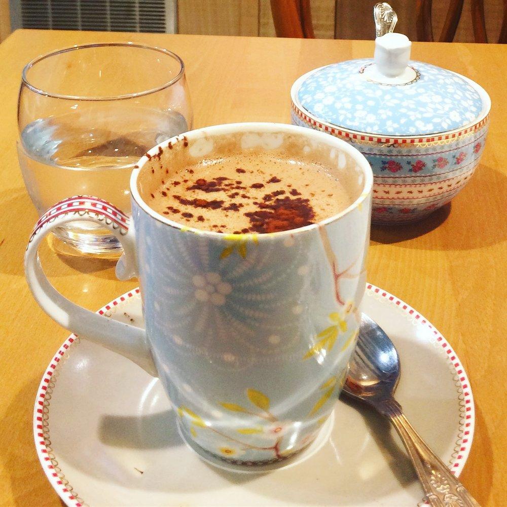 Hot Chocolate Shpek