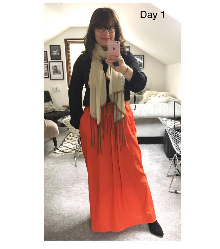 BECKY BARNES STYLE - DAY ONE