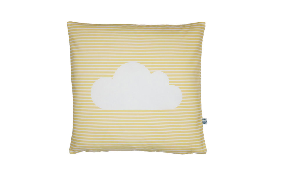 HELEN BAKER - CORNISH SAFFRON CLOUD CUSHION