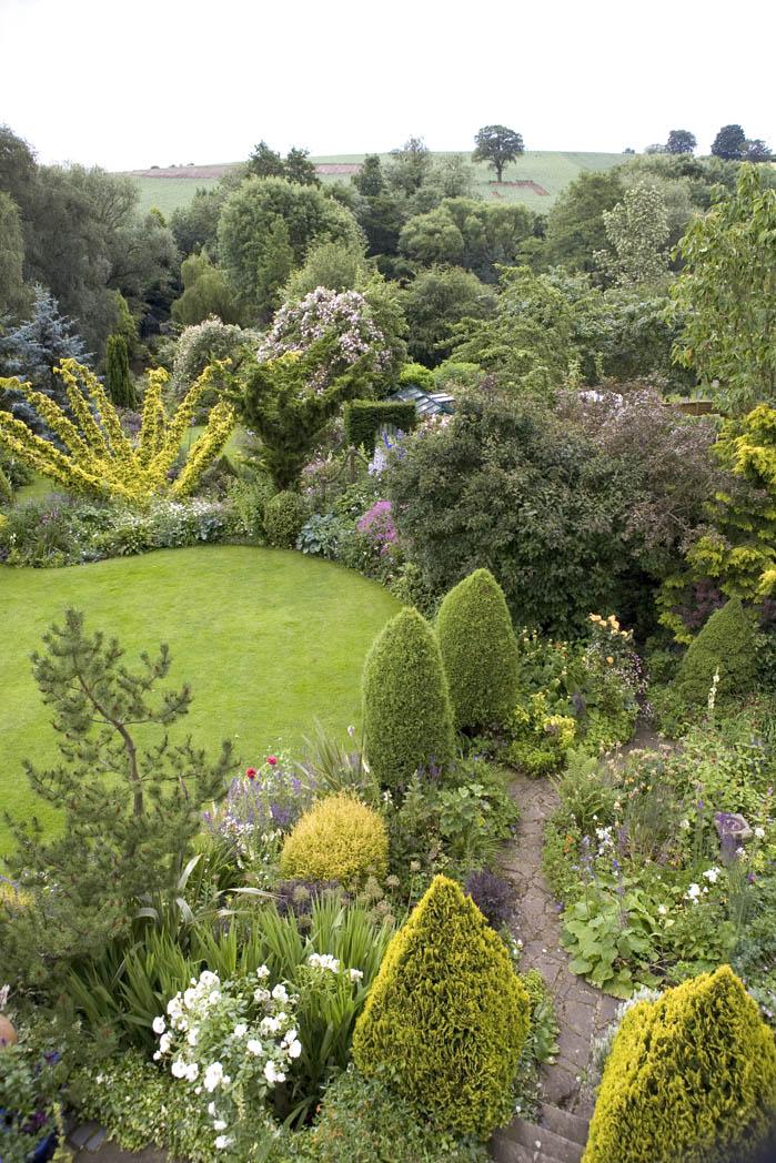 Hillbark Garden
