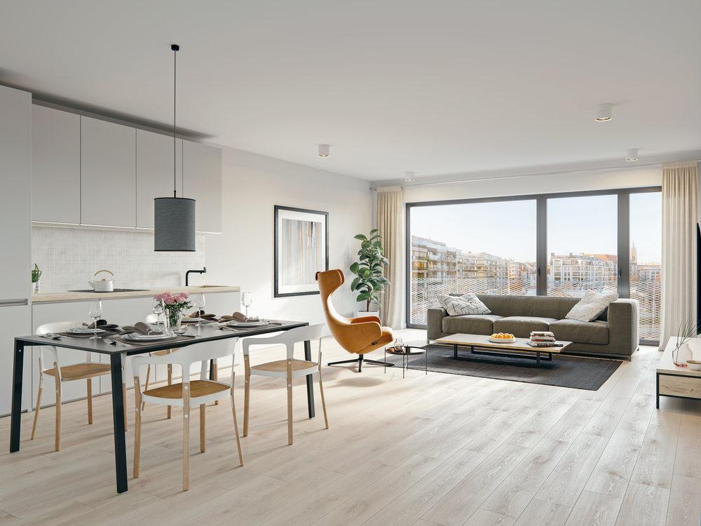 appartementtekoopblankenberge