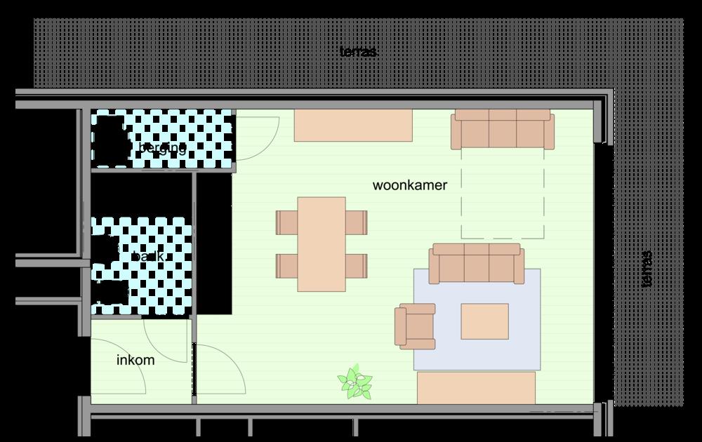 nieuwbouwstudio