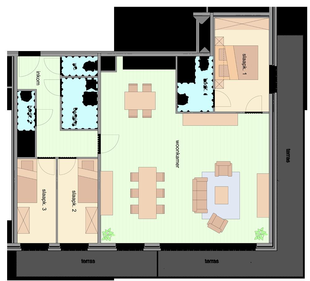 nieuwbouwappartementaanzee