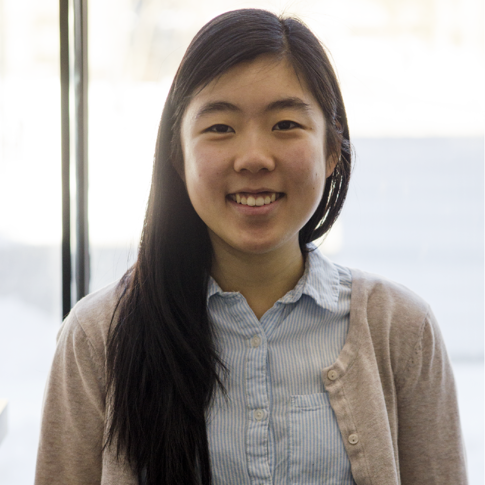 "Caroline Zhang -  General Committee Member   ""I used to think that everyone only got a certain number of blinks in their lifetime, so when they used them all up, their eyes would just stay open for the rest of their life (unless they were sleeping of course)."""