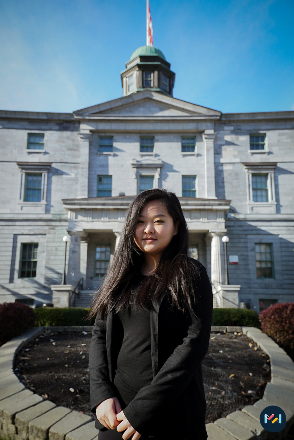 "Margaret Gu  - VP External   Computer Science and Biology   Fun Fact:  ""I used to make tumblr themes when I was in middle school and had 15k followers...#f4f""   Favorite Ice Cream:  Mint chocochip"
