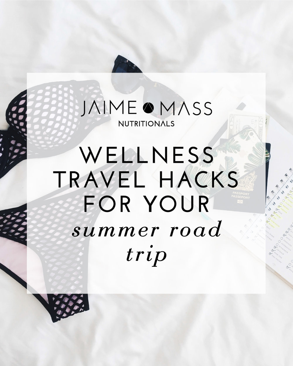 Wellness travel hacks for your summer road trip