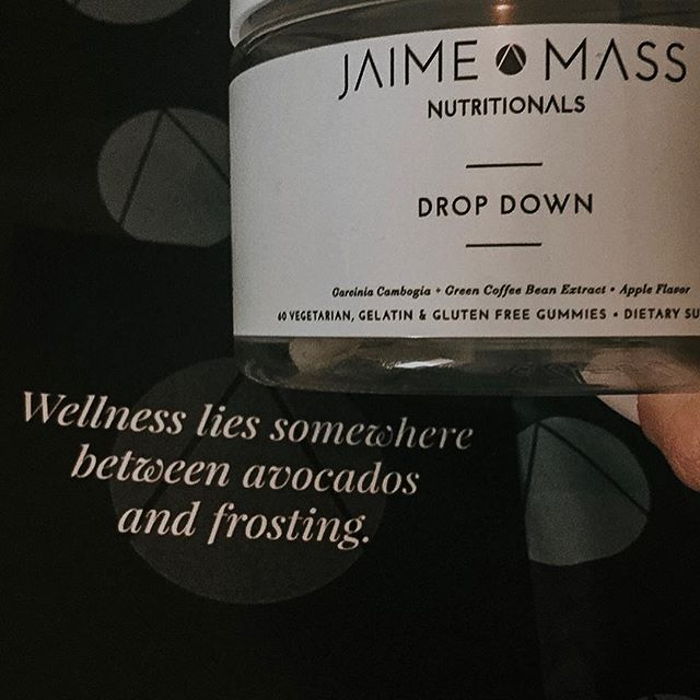 Have you grabbed your Drop Down weight loss gummies to start off your New Year? 🙌🏼🥂 . . Our Drop Down gummies are a delicious way to support you on your weight loss journey! . . . 🍏 Natural Apple Flavor 🧘🏻♀️Stimulant FREE 👙 3 Ingredients studied in weight control with various mechanisms of action! Including blood sugar control, combating cravings, calorie burning potential, and appetite control (there's more)! . . 🔬Science: click the link in bio to read the mechanisms of action of each ingredient and grab your Drop Down 🙌🏼 . . . Did I mention our Drop Down is #kosher (kof-k), #vegan friendly, gluten free, and made with #nongmo ingredients?  https://www.jaimemass.com/shop/drop-down