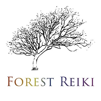 Forest-reiki-logo-design