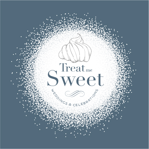 Treat Me Sweet Logo Design