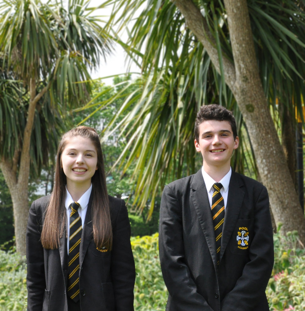 Head Boy and Girl