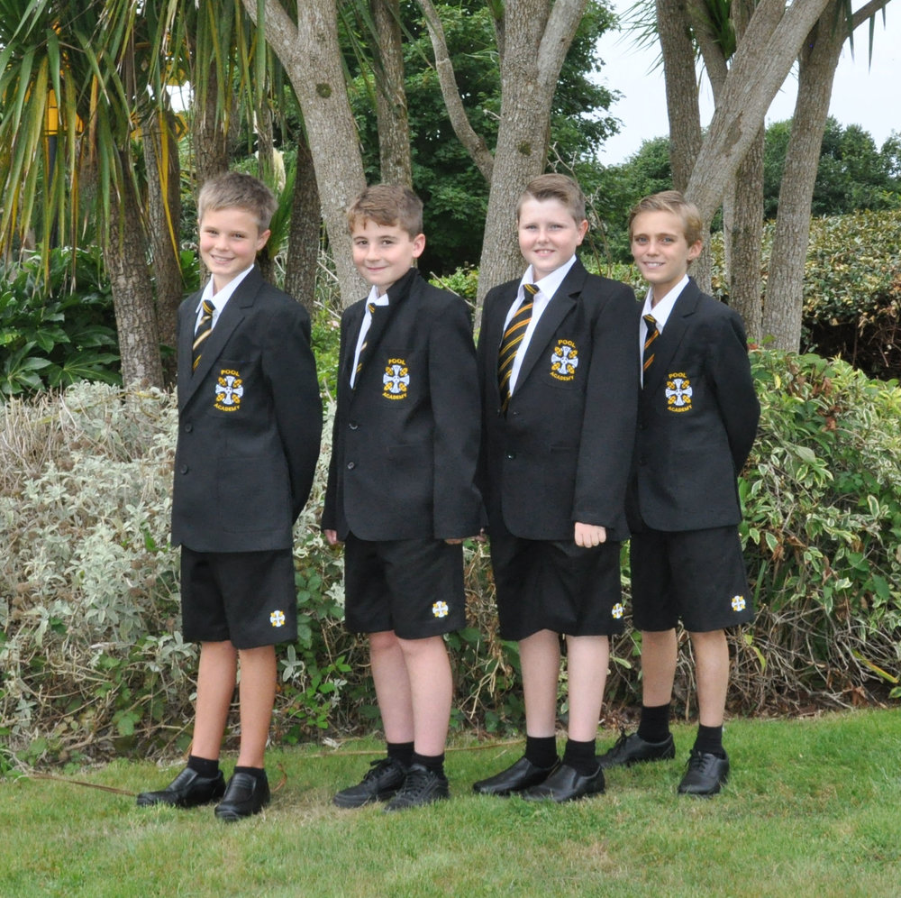 Pool Academy Students Praised For Their Smart Uniforms Pool Academy