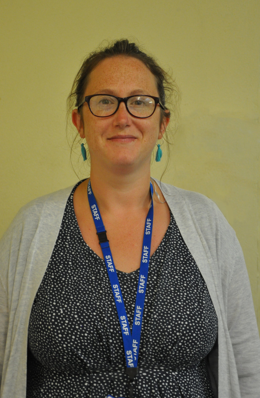 Mrs Cromey is Head of Art, Music, Drama and PE
