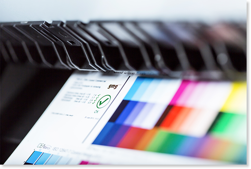 Epson GMG Certified Proofing -