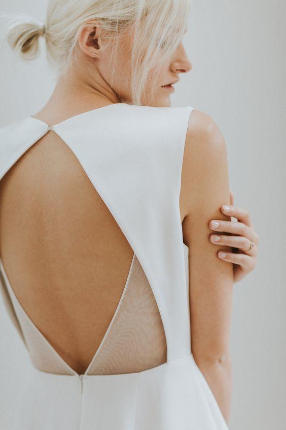 Dress: Charlotte Simpson