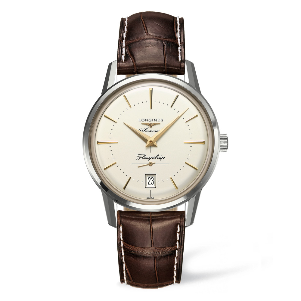 Longines, 38.5mm case