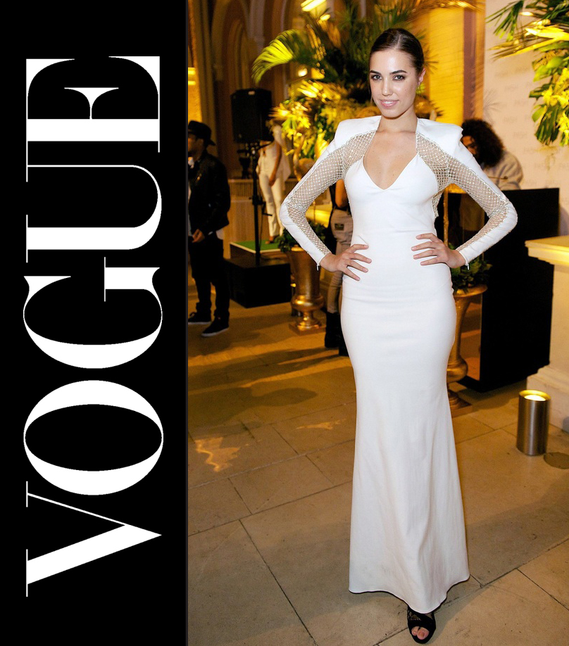VOGUE.CO.UK Amber Le Bon Best Dressed Of The Week On Vogue.Co.Uk
