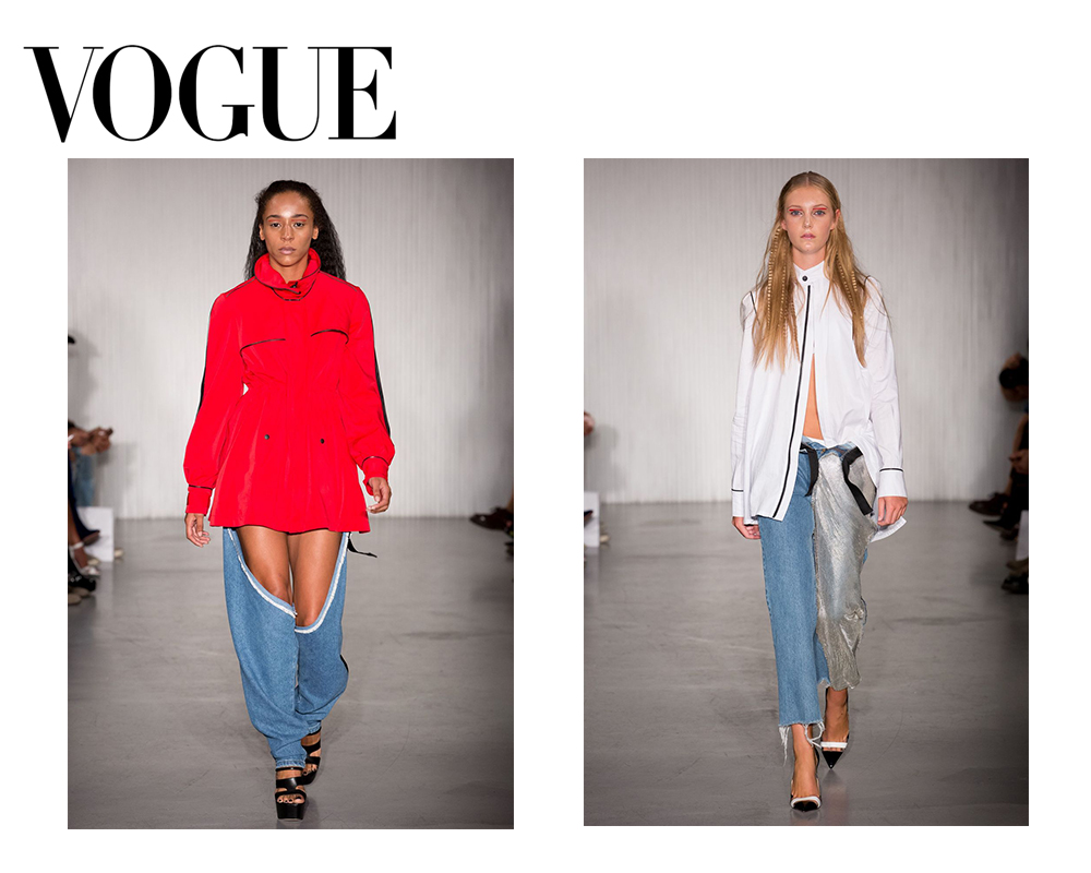Vogue UK 8 September 2016 SS17 Runway