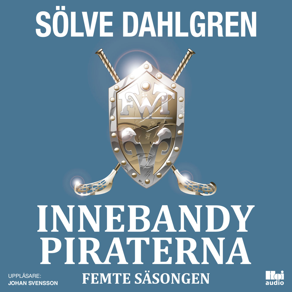 Innebandypiraterna 5 Audio