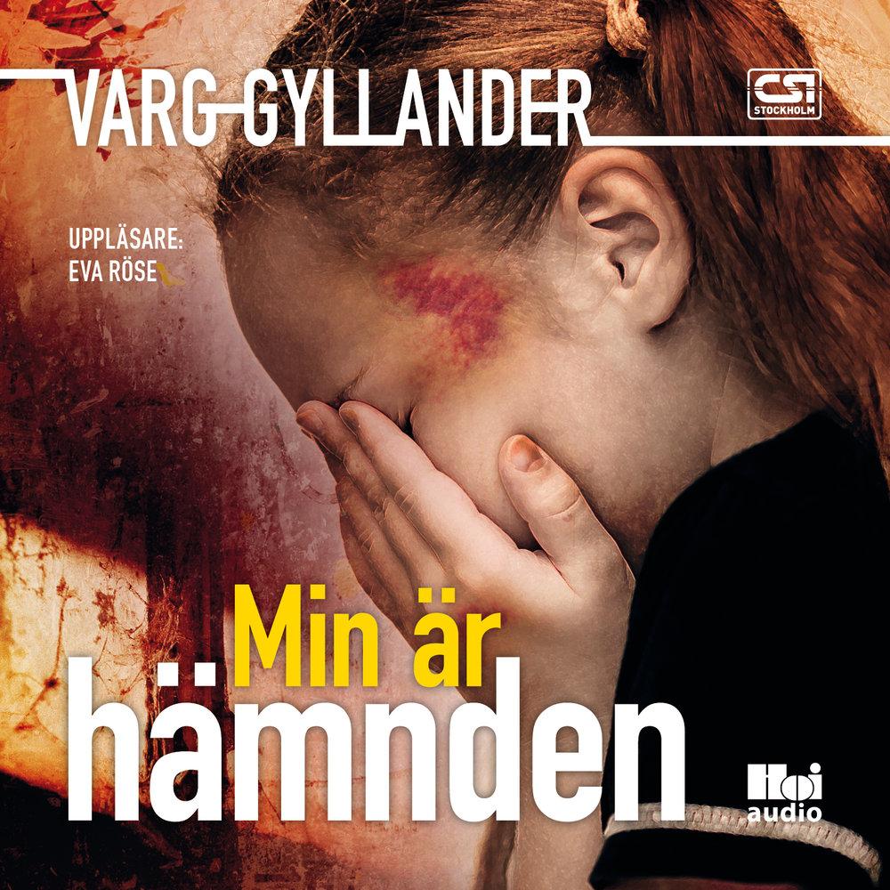 Ljudbok Min är hämnden av Varg Gyllander