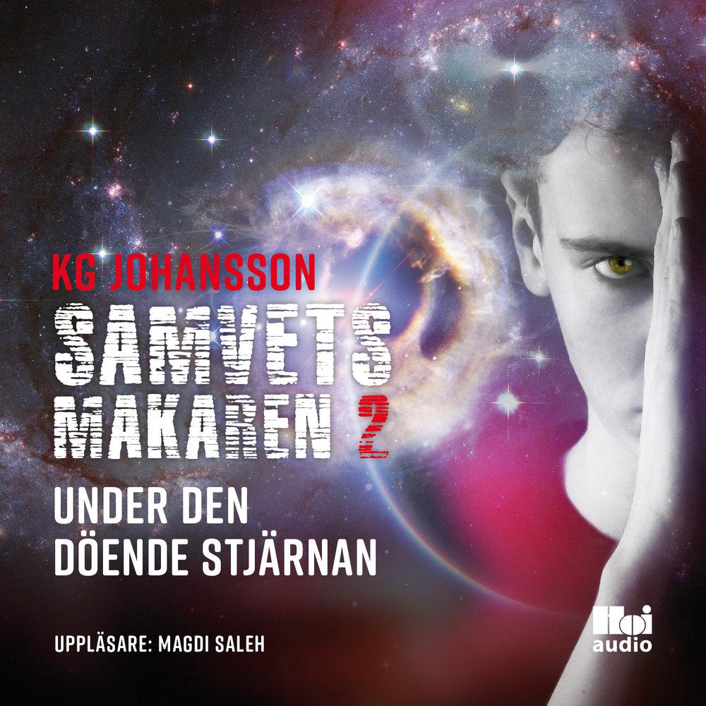 Ljudbok Under den döende stjärnan av KG Johansson