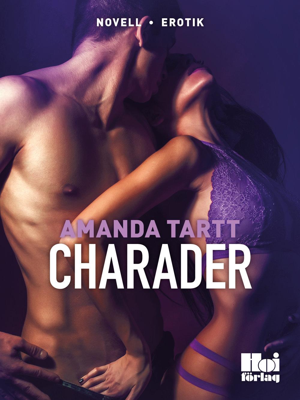 E-bok Charader av Amanda Tartt