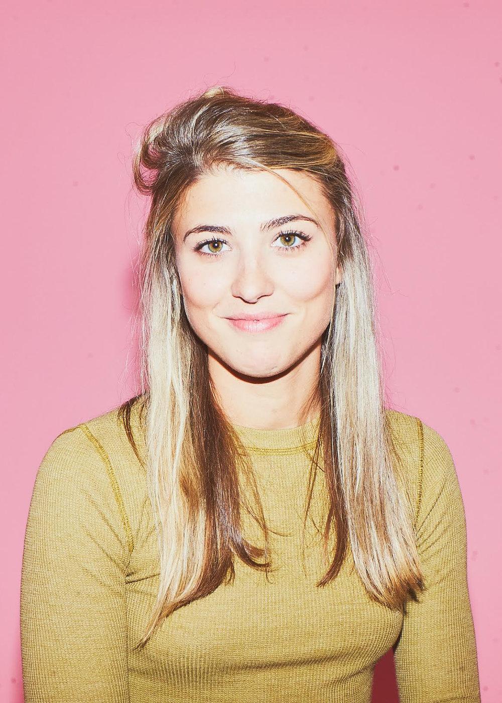Samantha Moriarty