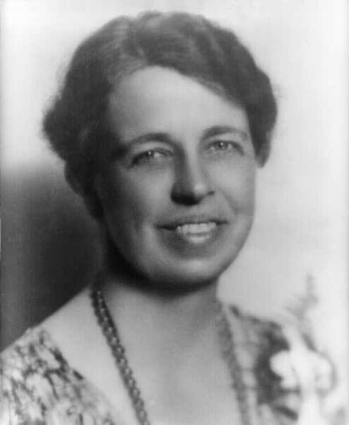 Eleanor Roosevelt was an introvert.