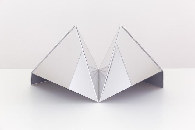 """Caroline Cloutier,  Déploiement 3 , 2016, impression numérique montée sous plexi, 24 X 30"""" (61 X 91 cm)."""