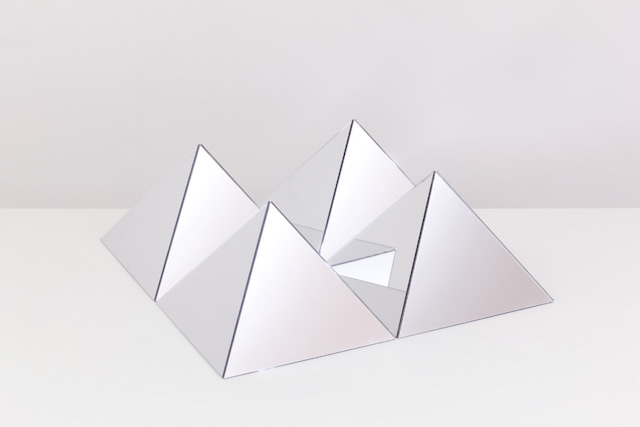 """Caroline Cloutier, Déploiement 6, 2016, impression numérique montée sous plexi, 24 X 30"""" (61 X 91 cm)."""