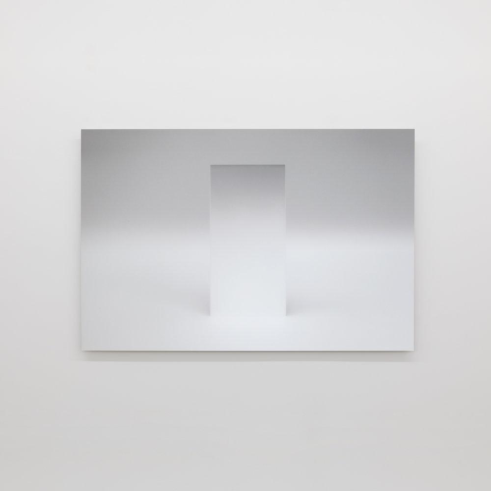 """Caroline Cloutier,  Plénitude , 2017, Impression numérique montée sous plexiglass, 32 X 47"""" (82 X 120 cm)."""