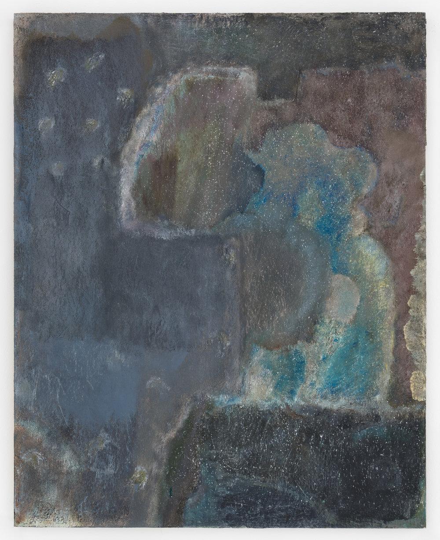 """Laurence Pilon,  Constat d'été , 2018, huile sur panneau, 51 x 41 cm (20"""" x 16"""")"""