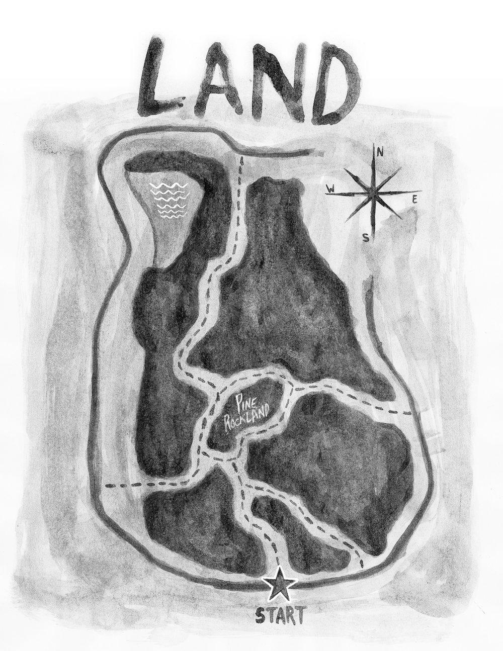 Map by Edison Peñafiel